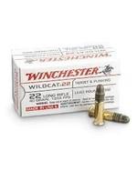 WINCHESTER WINCHESTER WILDCAT 22 LONG RIFLE 40 GRAIN 50/BX