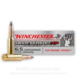 WINCHESTER WINCHESTER AMMO 6.5 CREEDMOOR 125GE XP