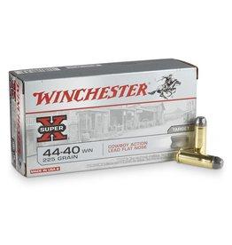 WINCHESTER WINCHESTER SUPER-X 44-40 WIN 225GR COWBOY 50/BX
