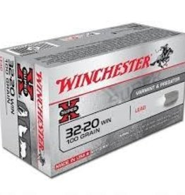 WINCHESTER WINCHESTER SUPR-X 32-20 WIN 100GR SUPX 50/BX