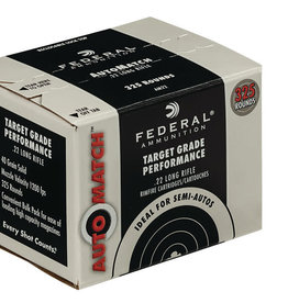 FEDERAL FEDERAL 22 LONG RIFLE 40 GRAIN 325 RN BULK PACK
