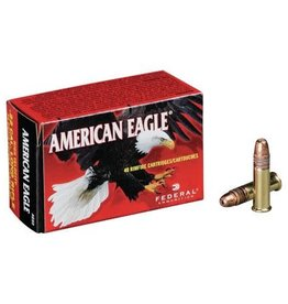 FEDERAL FEDERAL AMERICAN EAGLE 22 LONG RIFLE R 38 GRAIN COPPER PLATED HP (BRICK)
