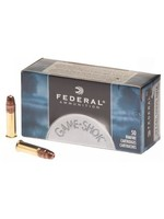 FEDERAL FEDERAL .22 CAL LONG RIFLE 38 GR COPPER-PLATED HP