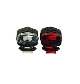 49N 49N DOPPLER COMBO LIGHTS FRONT/REAR