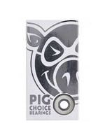 PIG BEARINGS CHOICE SET OF 8