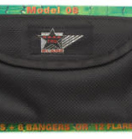 TRU FLARE TRU FLARE BEAR BANGERS AND FLARES POUCH MODEL 08P