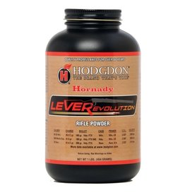 HODGDON HODGDON HORNADY LEVEREVOLUTION RIFLE POWDER-