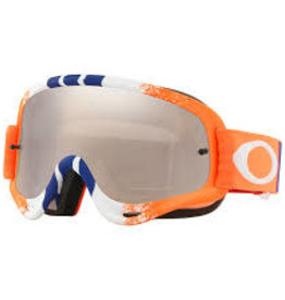 Oakley Canada OAKLEY O-FRAME MX PINNED RACE ORG BLUE RED