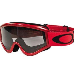 Oakley Canada OAKLEY L-FRAME MX RED INTIMIDATOR W/DR GREY & CLR SAND