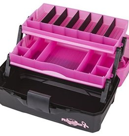 Flambeau FLAMBEAU 2-TRAY TACKLE FROST PINK/BLACK