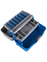 Flambeau FLAMBEAU 2-TRAY HARD TACKLE BOX-BLUE