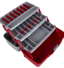 Flambeau FLAMBEAU 3 TRAY HARD TACKLE RED