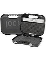 GLOCK GLOCK PISTOL CASE CLAM SHELL STYLE 10x7x2.25 BLK