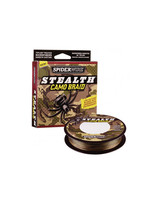 SPIDERWIRE SPIDER WIRE STEALTH CAMO BRAID
