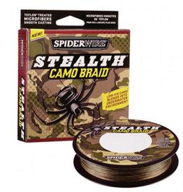 SPIDERWIRE SPIDER WIRE STEALTH CAMO BRAID