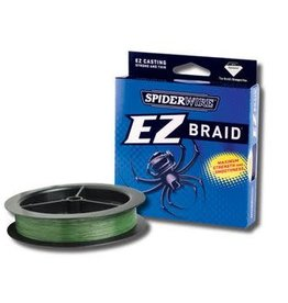 SPIDERWIRE SPIDER WIRE EX BRAID MOSS GREEN