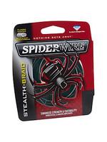 SPIDERWIRE SPIDERWIRE STEALTH 15# GREEN 125 YDS