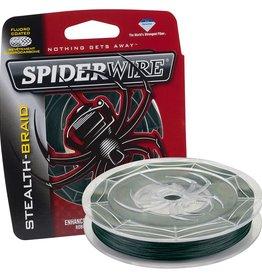 SPIDERWIRE SPIDERWIRE STEALTH 20# GREEN 125 YDS
