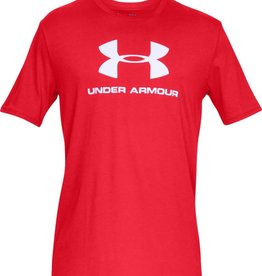 UNDER ARMOUR UNDER ARMOUR MEN'S SPORT STYLE LOGO RED