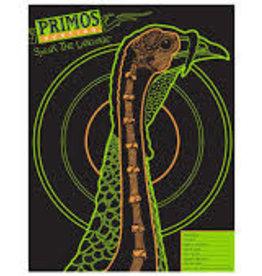 PRIMOS PRIMOS HUNTING TURKEY VISISHOT TARGET 10 PACK