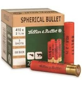 "SELLIER & BELLOT SELLIER & BELLOT 410 2 1/2"" 12.4 G"