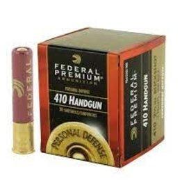 """FEDERAL FEDERAL 410 HANDGUN 2 1/2"""" 4 PELLET BUCKSHOT 850FPS"""