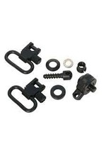 "BELL OUTDOOR PRODUCTS BELL DETACHABLE SWIVEL SET 1"" FITS 12GA MOSSBERG 500"