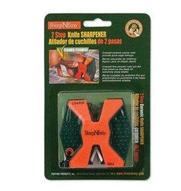 AccuSharp ACCUSHARP SHARPnEASY 335 BLAZE ORANGE SHARPENER 2 STEP