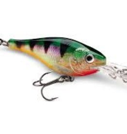 "RAPALA Rapala Crankbait, 2 3/4"", 7/16 oz, Glass Perch"