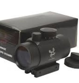 RAVAGE RIFLESCOPE 1X20RD RED DOT