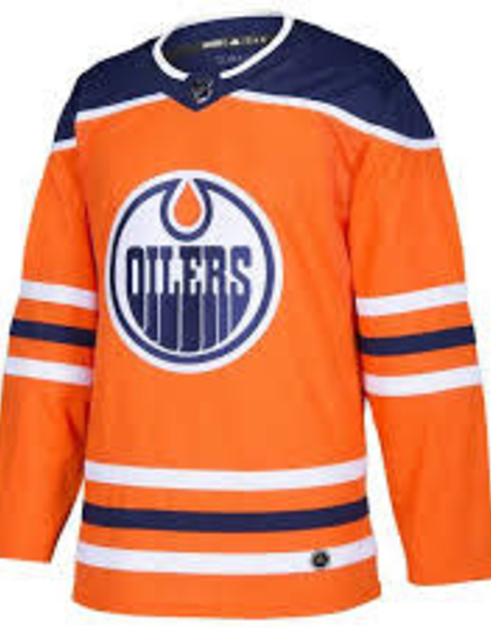 ADIDAS ADIDAS NHL ON ICE JERSEY OILERS