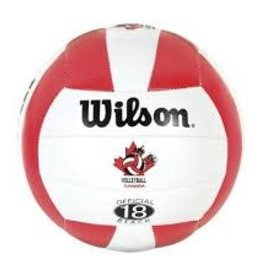 WILSON WILSON OFFICIAL 18 BEACH VOLLEYBALL CANADA