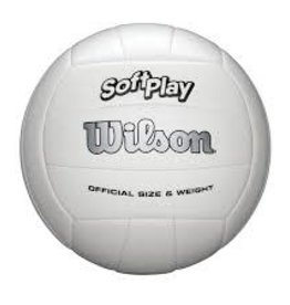 WILSON WILSON SOFT PLAY VOLLEYBALL OFFICIAL SIZE