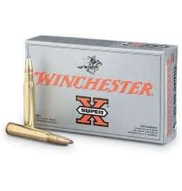 WINCHESTER WINCHESTER 6MM REM 100 GR PP