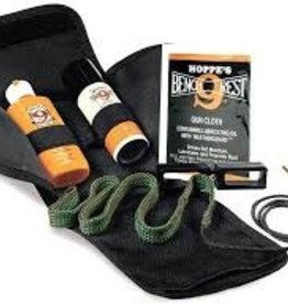 HOPPE'S HOPPE'S BORESNAKE SOFT-SIDED CLEANING KIT .30 CAL. RIFLES