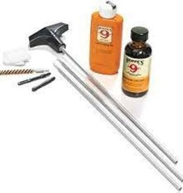 HOPPE'S HOPPE'S RIFLE CLEANING KIT FITS.243 CAL AND 6MM