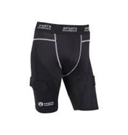 SPORTS EXCELLENCE COMPRESSION SHORTS SENIOR