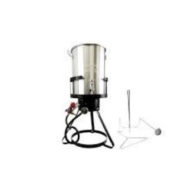 CHARD CHARD OUTDOOR COOKER KIT 30QT
