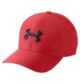 UNDER ARMOUR UNDER ARMOUR LOGO HAT RED