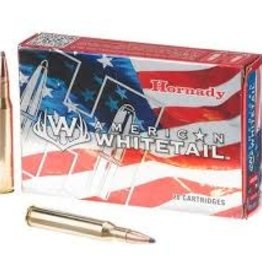 HORNADY HORNADY 7MM - 08 REM 139GR INTERLOCK AMERICAN WHITETAIL