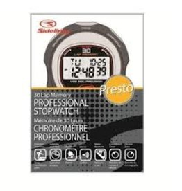 SIDELINES SIDELINES PROFESSIONAL STOPWATCH 30 LAP MEMORY CHRONOS