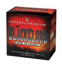"""FEDERAL FEDERAL PREMIUM 12 GA 3"""" 1450 FPS 3 SHOT BLACK CLOUD"""