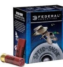 "FEDERAL FEDERAL 12 GA 3"" 3 SHOT SPEED SHOT"
