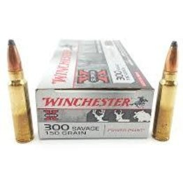 WINCHESTER WINCHESTER 300 SAVAGE 150 GR PP