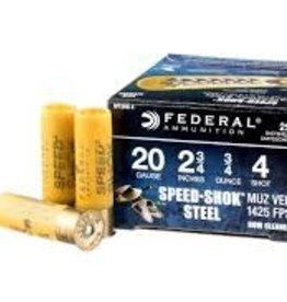 "FEDERAL FEDERAL 20 GA 3"" 2 SHOT STEEL"