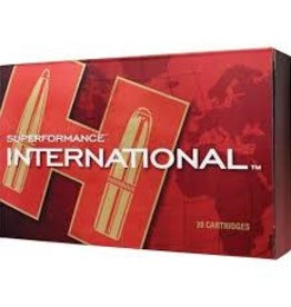 HORNADY HORNADY 308 WIN 165 GR GMX SUPERFORMANCE INTERNATIONAL