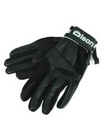 OLSON CURLING OLSON ULTRAFIT BLACK LEATHER GLOVES