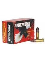 FEDERAL FEDERAL AMERICAN EAGLE 22 LONG RIFLE R 38 GRAIN #AE22 COPPER  SINGLES