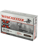 WINCHESTER WINCHESTER 25-06 120 GR P EXP