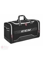 "CCM Hockey CCM HOCKEY CARRY BAG WHT/BLK 37"" X 19"" X 16"""